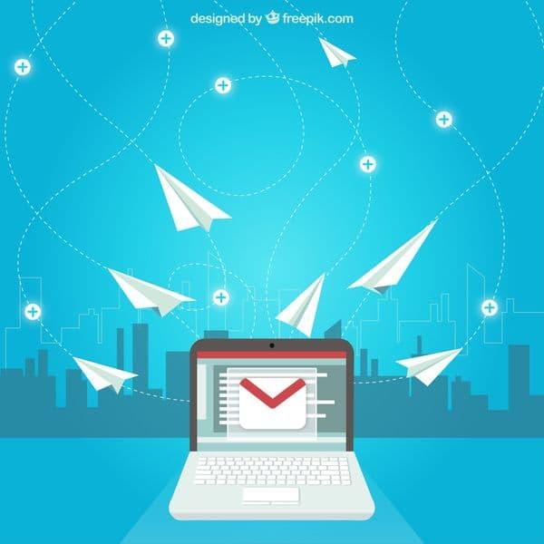 Campanhas de email marketing podem ter resultados bastante positivos com baixos custos